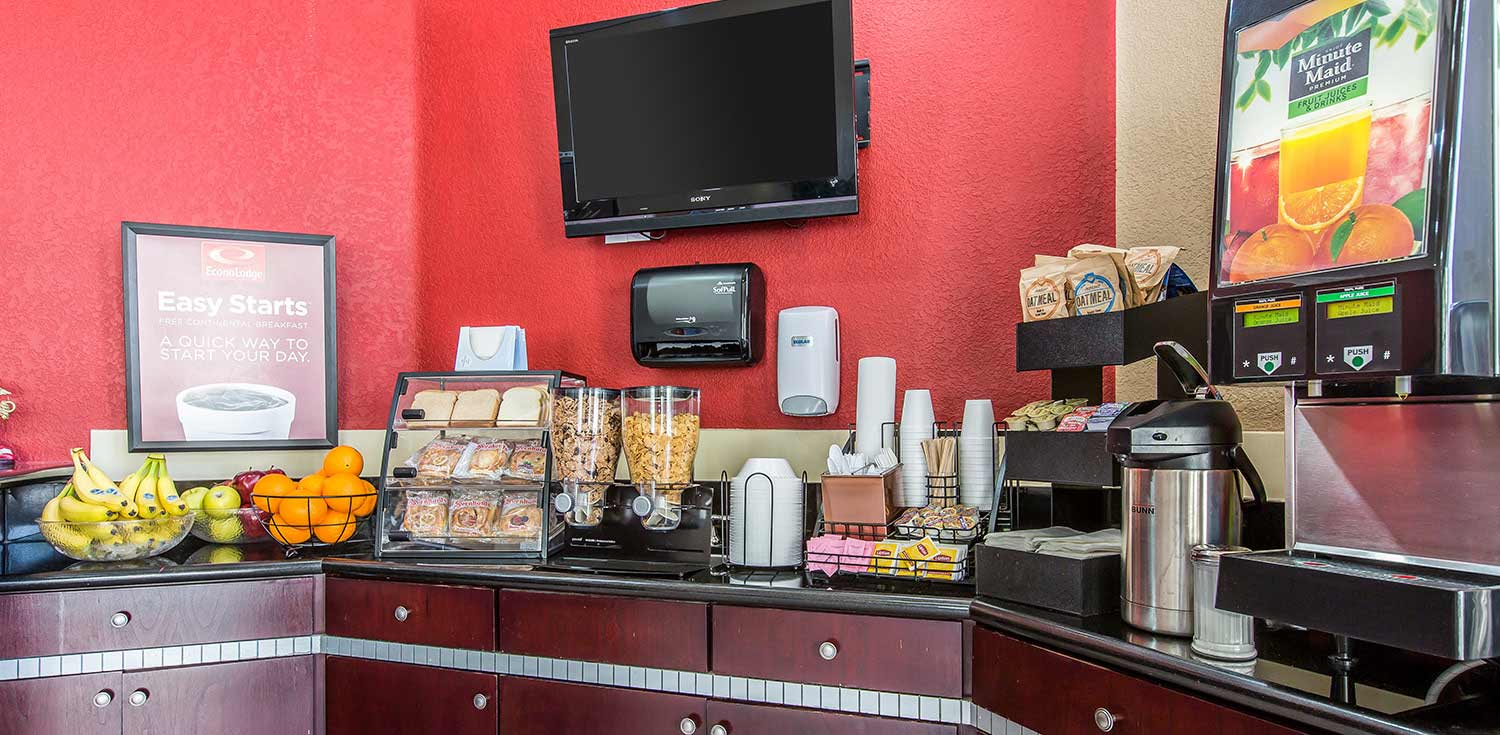 OUR COMPLIMENTARY AMENITIES DELIVER ADDED VALUE TO OUR GUESTS